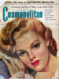 Cosmopolitan   1940 -