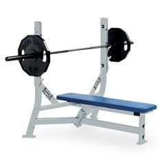 Fitness Therapy | Olympic Flat Bench | LifeFitness