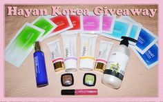 "Join now!) Hayan /하얀 / means ""naturally fair"" or ""clearly white"" in Korean. It is a word that best represents what their company stands for. Giveaway, Join, Korean, 8 Days, Words, Skincare, Gifts, Makeup, Make Up"