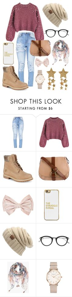 """Untitled #135"" by victoria-lynn-earp ❤ liked on Polyvore featuring Timberland, Salvatore Ferragamo, BaubleBar, Tom Ford, Chico's and ROSEFIELD"