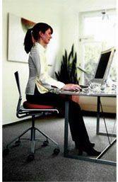 SitFit helps improve posture!