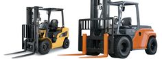 Finally, with another or used forklift, ensure you are aware of anything above it that a pile or the vehicle itself could interface with.
