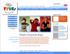 Website Design: TYKES | Flickr - Photo Sharing!