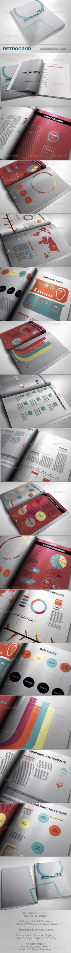 Retrograd - Annual Business Report - Corporate #Brochures Download here: https://graphicriver.net/item/retrograd-annual-business-report/3204648?ref=alena994