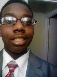 14-Year-Old Republican Leonard Robinson, III Surprises Democrat Door Knocker in Maryland