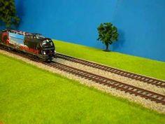 RailAd SŽ 541 MAMMUT + ESU LokSound V4 (Originalsound) Golf Courses, Locomotive, Model Train