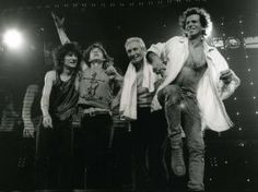 Rolling  Stones, 1994 Voodoo Lounge tour (the year I went!)