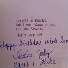 The best birthday present :))