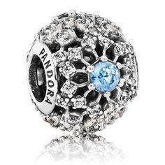 Authentic Pandora Charms Disney Cinderella Wish Charm