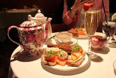 Afternoon Tea at The