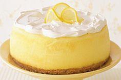 Creamy Lemon Cheesecake
