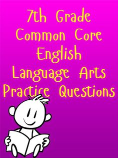 6th grade language arts test pdf