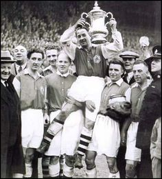 FA Cup Final 1936 - Arsenal 1 - 0 Sheffield United - Arsenal's second FA Cup winner.