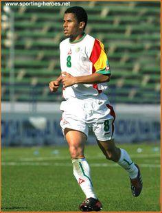 Sylvain N'Diaye - Senegal - Coupe d'Afrique des Nations 2004