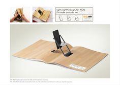 Nha Xinh: Lightweight Folding Chair