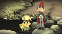 Over the Garden Wall OTGW Theory about the Unknown
