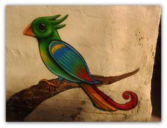 Grafiti Bird