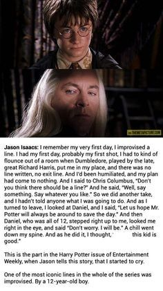 harry potter for the win
