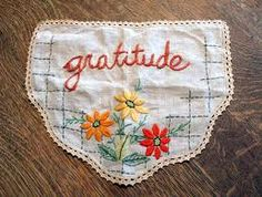 Gratitude - My work is loving the world - Mary Oliver