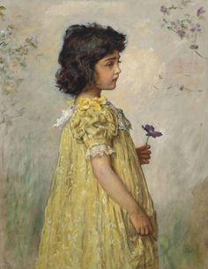 John Everett Millais, 1893.