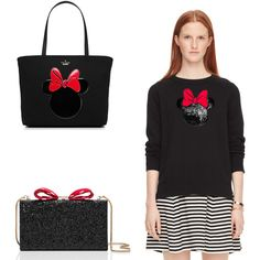 God Save the Queen and all: Kate Spade New York x Minnie Mouse Collection #katespade #minniemouse #disney #capsulecollection