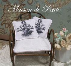 So+French+chic+dollhouse+miniature+handmade+by+maisondepetite,+$9.95