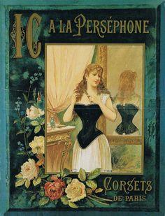 A la Perséphone, Corsets de Paris