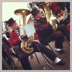 Sitting marching band Almere Buiten