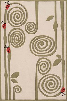 l detest lady bugs because thy fly around here by the thousands and get into the house. But , I love this quilt design.