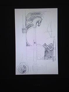 Rohan - LOTR art dept