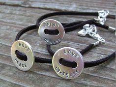 Lauren Nicole Jewelry & Gifts: Leather Bracelets