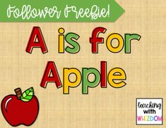 100 Followers Freebie! by Teaching with Whizdom | TpT