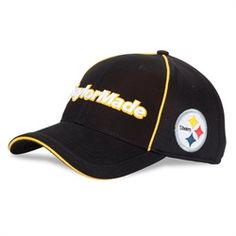 $12.99 TaylorMade Golf NFL Hat 2012 Pittsburgh Steelers