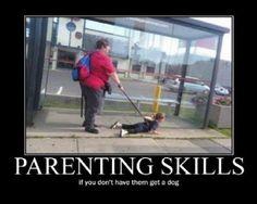 Sharenator....  Parenting Skills