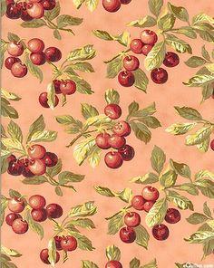 Farmer's Market - Vintage Cherries: