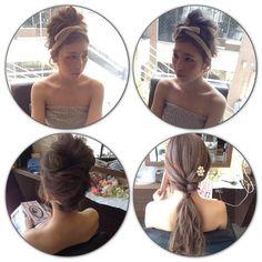 「 ブライダルヘアイメージ♡ 」の画像|My Style|Ameba (アメーバ)