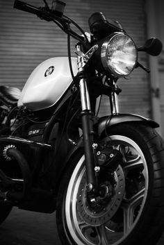Proudly designed and customized by our Co-Founder S. Mert ARIK.  https://www.behance.net/gallery/BMW-R80-RT-Custom/15355723