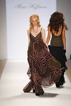 Mara Hoffman Fall 2009 Ready-to-wear Collection