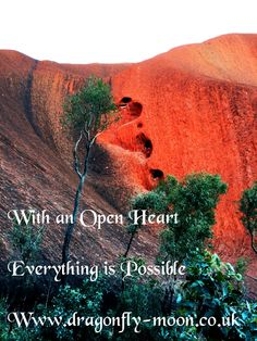 Love changes everything. Open your heart and let it in! Then see how your life transforms.   Www.dragonfly-moon.co.uk