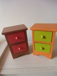 Handpainted little boxes Little Boxes, Hand Painted, Small Boxes
