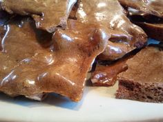 Microwave Palm Sugar Cashew Brittle