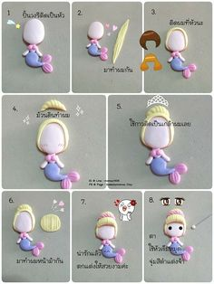 23 Ideas cake art tutorial polymer clay for 2019 – Air Dry Clay Polymer Clay Christmas, Cute Polymer Clay, Cute Clay, Polymer Clay Dolls, Polymer Clay Projects, Polymer Clay Charms, Polymer Clay Creations, Polymer Clay Jewelry, Clay Crafts