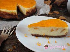 Mézeskalácsos sajttorta naranccsal