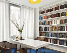 Ev Kütüphane Tasarımları