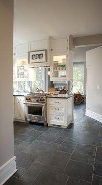 60 best slate kitchen floors images little cottages slate floor rh pinterest com