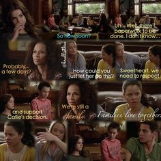"#TheFosters 2x18 ""Now Hear This"""