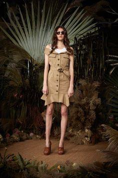 Nicole Miller Spring/Summer 2018 Ready To Wear | #NYFW #British Vogue