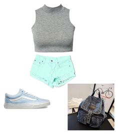 """Untitled #173"" by belenrosas on Polyvore featuring Carmar, Vans, Nautilus, women's clothing, women's fashion, women, female, woman, misses and juniors"