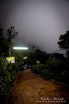 Sripada (Adam's Peak), Sri Lanka (www.secretlanka.com)