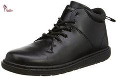 Dr. Martens Parker Y, Bottes Classiques Mixte Enfant, Noir (Black T Lamper), 37 EU - Chaussures dr martens (*Partner-Link)